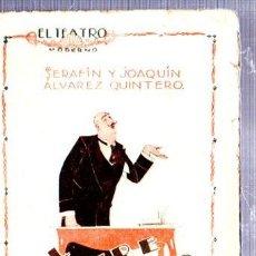 Libros antiguos: EL TEATRO MODERNO, EL ILUSTRE HUESPED, PRENSA MODERNA, MADRID, AÑO II, 1926, Nº 62. Lote 34134316