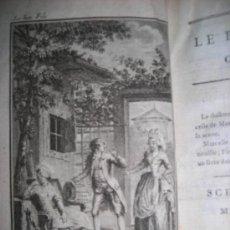 Libros antiguos: OEUVRES DE M. DE FLORIAN TOMO II, 1786, CONTIENE 7 GRABADOS. Lote 34344756