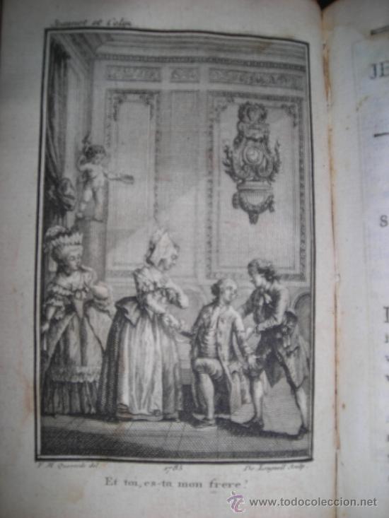 Libros antiguos: Oeuvres de M. De Florian Tomo II, 1786, Contiene 7 grabados - Foto 7 - 34344756