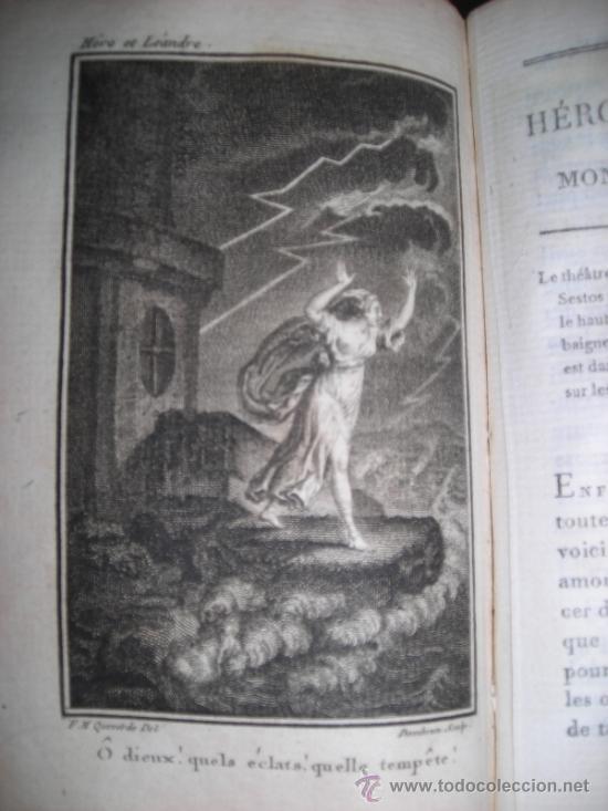 Libros antiguos: Oeuvres de M. De Florian Tomo II, 1786, Contiene 7 grabados - Foto 9 - 34344756