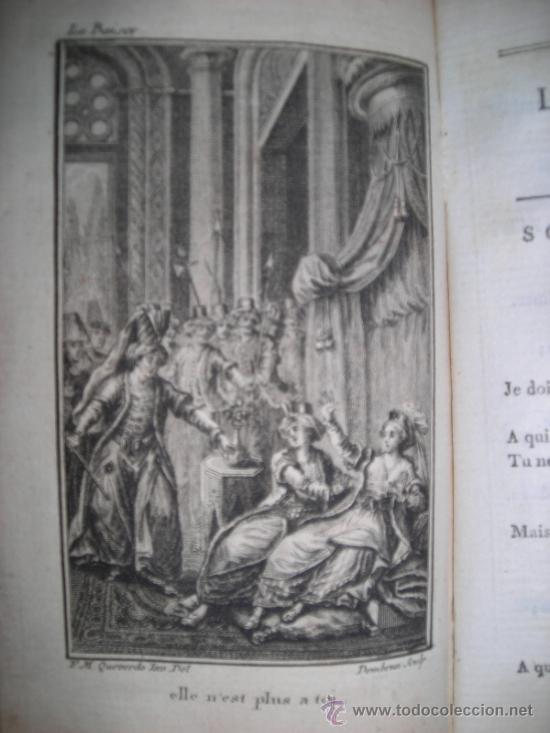 Libros antiguos: Oeuvres de M. De Florian Tomo II, 1786, Contiene 7 grabados - Foto 10 - 34344756