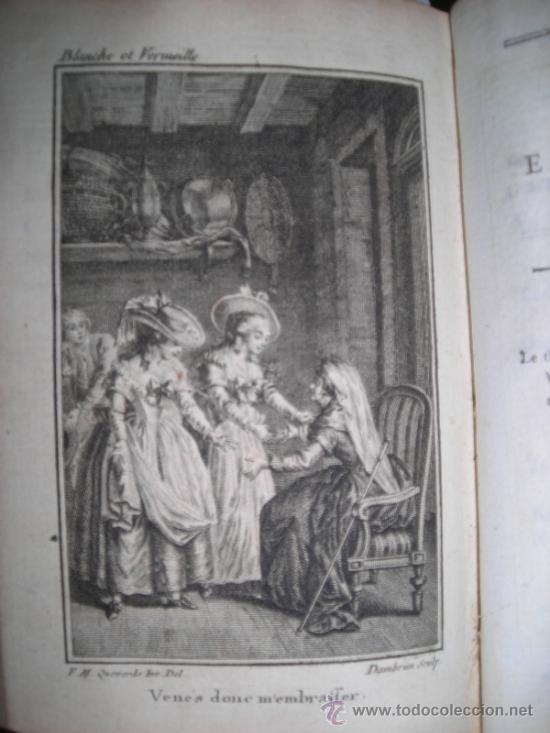 Libros antiguos: Oeuvres de M. De Florian Tomo II, 1786, Contiene 7 grabados - Foto 11 - 34344756