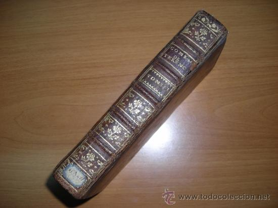 Libros antiguos: Les Comedies de Terence, Dacier, 1747. Contiene 10 grabados - Foto 3 - 34409565