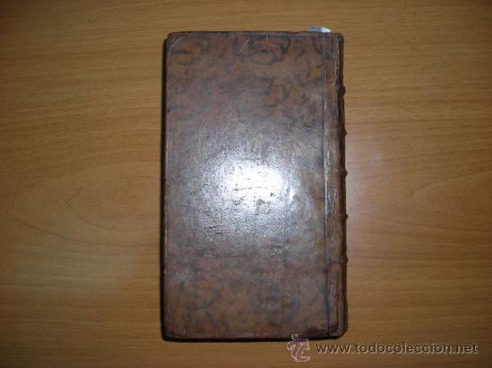 Libros antiguos: Les Comedies de Terence, Dacier, 1747. Contiene 10 grabados - Foto 4 - 34409565