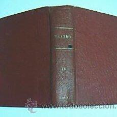 Libros antiguos: 1 VOLUMEN CON VARIAS OBRAS DE TEATRO. SE CITAN TÍTULOS Y AUTORES. AÑOS 1931-32. Lote 34863908