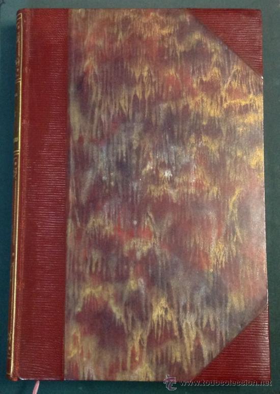 Libros antiguos: LA MORT DU DUC DENGHIEN, PAR LEON HENNIQUE. 1895. VER DESCRIPCION Y FOTOS. VER ENCUADERNACION. - Foto 3 - 35200132