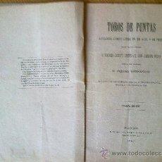 Libros antiguos: RARO LIBRO OBRA DE TEATRO DE LA BIBLIOTECA LIRICO-DRAMATICA Y TEATRO COMICO.AÑO 1897 MADRID ,30 PAGI. Lote 35451243