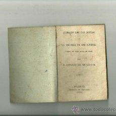 Libros antiguos: 1712.- ANTONIO GIL DE ZARATE-TEATRO-CUIDADO CON LAS NOVIAS. Lote 35630902