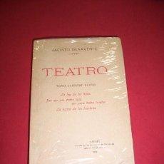 Libri antichi: BENAVENTE, JACINTO. TEATRO. TOMO VIGÉSIMO SEXTO : LA LEY DE LOS HIJOS ; (...). Lote 35976622