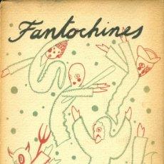Libros antiguos: TOMÁS BORRÁS. FANTOCHINES. OPERA DE CÁMARA. MADRID, 1923. S5. Lote 36535452