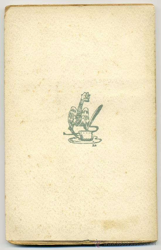 Libros antiguos: LA MERIENDA FRATERNAL - Foto 4 - 38196013