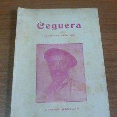Libros antiguos: CEGUERA, IDILI DRAMATIC EN UN ACTE. APELES MESTRES. 1911. COLECCIO LA ESCENA CATALANA.. Lote 39514871