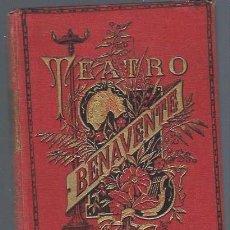 Libros antiguos: JACINTO BENAVENTE, TEATRO TM XXIX, MADRID, LIB. DE LOS SUCESORES DE HERNANDO 1925. Lote 40205757