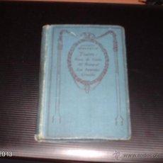 Libros antiguos: RARO LIBRO CON 3 OBRAS DE JACINTO BENAVENTE (ROSAS DE OTOÑO, LOS INTERESES.. Y AL NATURAL). 1932. Lote 40235453