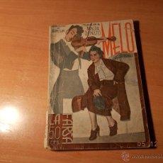 Libros antiguos: MELO. Lote 40374309