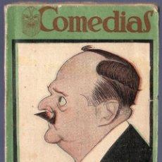 Libros antiguos: COMEDIAS. LA HORA DEL DIABLO. HA ENTRADO UNA MUJER. G. MARTINEZ SIERRA. EDITORIAL SIGLO XX. MADRID. . Lote 40983571