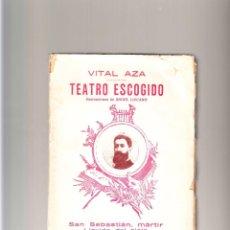 Libros antiguos: VITAL AZA TEATRO ESCOGIDO MADRID VIUDA DE HERNANDO Y COMPAÑÍA 1894. Lote 41258079