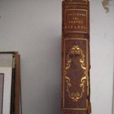 Libros antiguos: LEANDRO FERNANDEZ MORATIN: ORIGENES DEL TEATRO ESPAÑOL. EDITORIAL GARNIER, CA 1900 . Lote 42437784