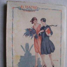 Libros antiguos: VIDA Y DULZURA. RUSIÑOL, SANTIAGO Y MARTÍNEZ SIERRA, G. 1926. Lote 42641700