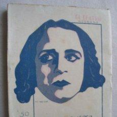Libros antiguos: ABEN-HUMEYA. VILLAESPESA, FRANCISCO. 1930. Lote 42662247
