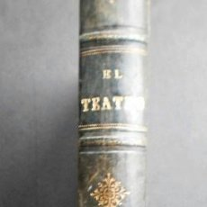 Libros antiguos: EL TEATRO, SUPLEMENTO MENSUAL DE LA REVISTA 'NUEVO MUNDO', NÚMS. 1 A 14 (1900-1901) EN UN TOMO. Lote 43022933