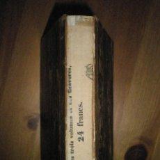 Libros antiguos: OEUVRES DE FLORIAN: THÉATRE DE FLORIAN. TRES TOMOS EN UN VOLUMEN. Lote 43160723