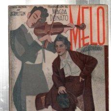 Libros antiguos: LA FARSA. MELO. MAGDA DONATO. Nº 366. SEPTIEMBRE 1934. Lote 172742833