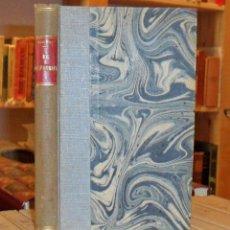 Libros antiguos: EL DESPATRIAT COMEDIA EN TRES ACTES. SANTIAGO RUSIÑOL. PRIMERA EDICIÓN.. Lote 45862252
