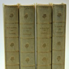 Libros antiguos: 4 OBRAS DE TEATRO DE PAGNOL - FANNY - CESAR - TOPAZE - MARIUS (1929-31) TIRADA LIMITADA (EN FRANCÉS). Lote 47409114