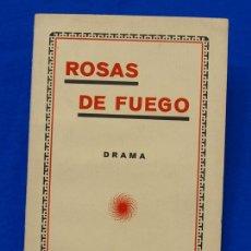 Libros antiguos: ROSAS DE FUEGO. H. JEREZ. DRAMA MISIONAL (JAPÓN S. XVII), 1936, ED. CULTURA MISIONAL, BILBAO, 2ª ED.. Lote 47576051