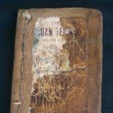 Libros antiguos: DON JUAN TENORIO.JOSÉ ZORRILLA. MADRID. Lote 47648632