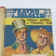 Libros antiguos: L- 1610. TEATRO SELECTO.NUMERO ESPECIAL LIRICO. ED. CISNE.. Lote 49559561
