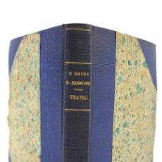 Libros antiguos: L1813 - LIBRO CON TRES OBRAS DE TEATRO ENCUADERNADAS. AÑO 1928.. Lote 49890806