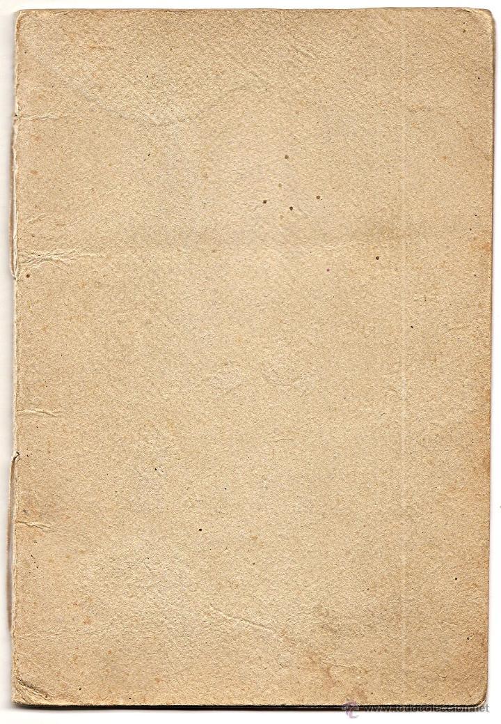 Libros antiguos: ENCUADERNACIÓN EN CARTÓN - Foto 6 - 116206588