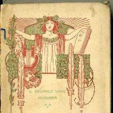 Libros antiguos: SAINZ NOGUERA : NUEVOS MONÓLOGOS PARA LA INFANCIA (PERELLÓ Y VERGÉS, C, 1920) . Lote 50532171