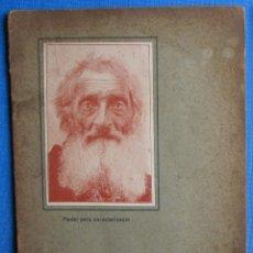 Libros antiguos: MANUAL PRÀCTICH DE L' ACTOR. PER ACTOR VELL, LLUÍS MILLÁ. DE VENTA EN LLIBRERIA MILLÁ BCN, S/D. Lote 50556980