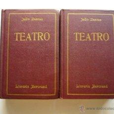 Libros antiguos: JULIO DANTAS - TEATRO (COMPANHIA EDITORA PORTUGAL-BRASIL). Lote 50790159