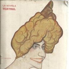 Libros antiguos: PETIT CAFÉ. TRISTAN BERNARD. LA NOVELA TEATRAL. MADRID. 1917. Lote 52287800
