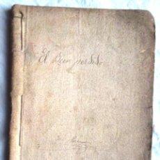 Libros antiguos: EL BIEN PERDIDO. LUIS MARIANO DE LARRA 1866 TEATRO DEL PRINCIPE IMPRENTA DE JOSE RODRIGUEZ, MADRID. Lote 52537703