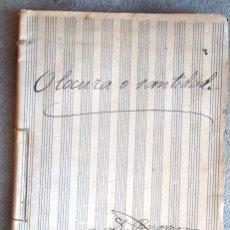 Libros antiguos: Ó LOCURA Ó SANTIDAD, DRAMA, JOSÉ ECHEGARAY 1877 TEATRO ESPAÑOL IMPRENTA JOSÉ RODRIGUEZ V FOTOS. Lote 52781833