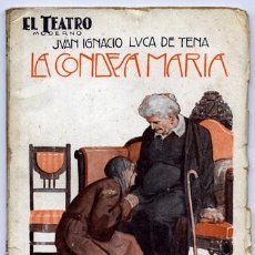 Libros antiguos: LUCA DE TENA, JUAN IGNACIO. LA CONDESA MARÍA. 1927.. Lote 53780277