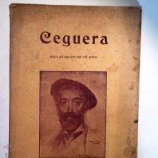 Libros antiguos: CEGUERA. 1911. APELES MESTRES IDILI DRAMATIC EN UN ACTE. LA ESCENA CATALANA. Lote 54650797