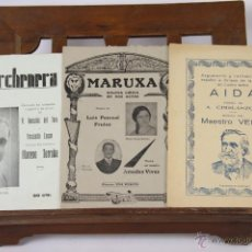 Libros antiguos: 6771 - COLECCIÓN DE 13 EJEMPLARES. VV. AA. ( VER DESCRIPCIÓN ) 1915-1925.. Lote 50180987