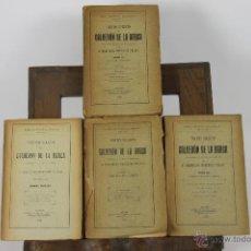 Libros antiguos: 5827 - CALDERÓN DE LA BARCA.MENÉNDEZ PELAYO. 4 VOLUM. 1910 -1912.. Lote 48730128