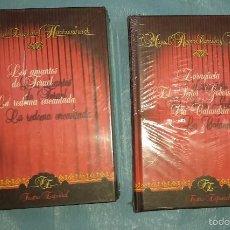 Libros antiguos: TEATRO ESPAÑOL, 3 TOMOS CON 8 ZARZUELAS ESTAN NUEVOS Y PRECINTADOS. Lote 55814043