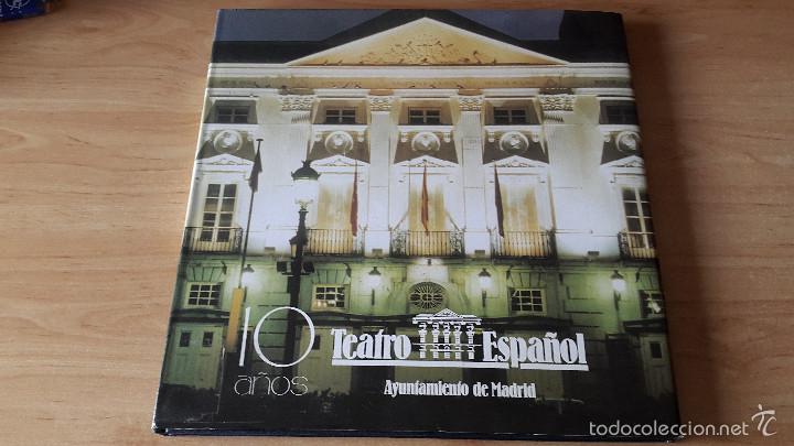 LIBRO 10 AÑOS TEATRO ESPAÑOL - AYUNTAMIENTO DE MADRID (VER IMÁGENES ADICIONALES) (Libros antiguos (hasta 1936), raros y curiosos - Literatura - Teatro)