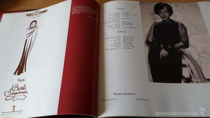 Libros antiguos: LIBRO 10 AÑOS TEATRO ESPAÑOL - AYUNTAMIENTO DE MADRID (VER IMÁGENES ADICIONALES) - Foto 2 - 56700810
