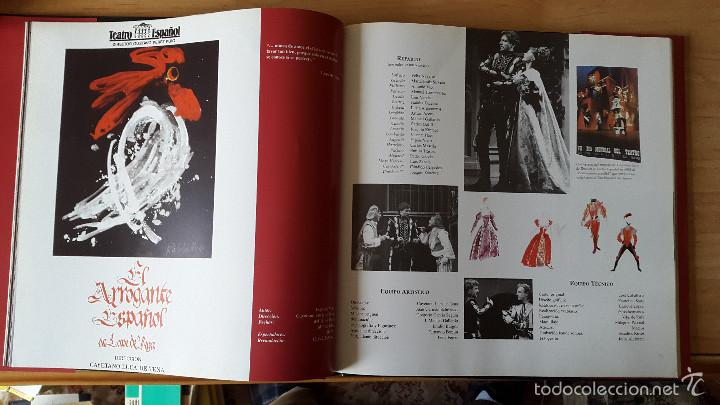 Libros antiguos: LIBRO 10 AÑOS TEATRO ESPAÑOL - AYUNTAMIENTO DE MADRID (VER IMÁGENES ADICIONALES) - Foto 3 - 56700810
