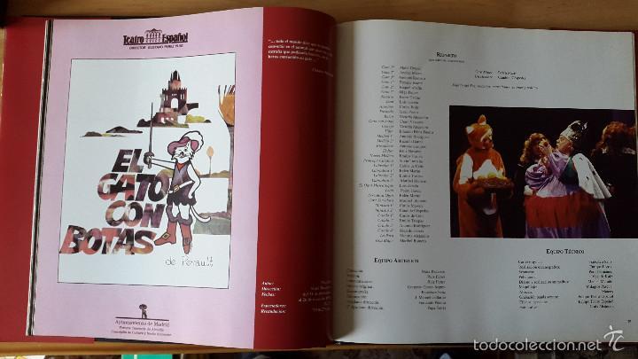 Libros antiguos: LIBRO 10 AÑOS TEATRO ESPAÑOL - AYUNTAMIENTO DE MADRID (VER IMÁGENES ADICIONALES) - Foto 4 - 56700810