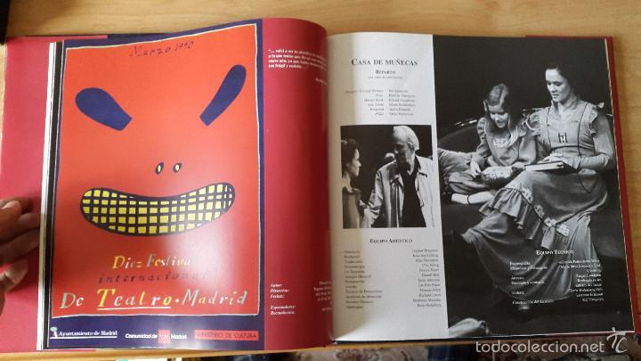 Libros antiguos: LIBRO 10 AÑOS TEATRO ESPAÑOL - AYUNTAMIENTO DE MADRID (VER IMÁGENES ADICIONALES) - Foto 5 - 56700810